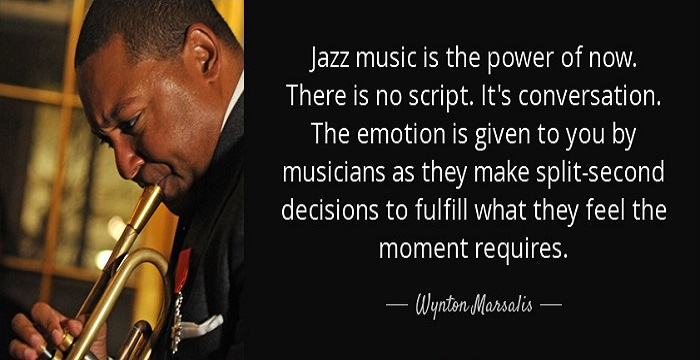 Quote About Jazz Music: Famous Quotes & Sayings About Jazz