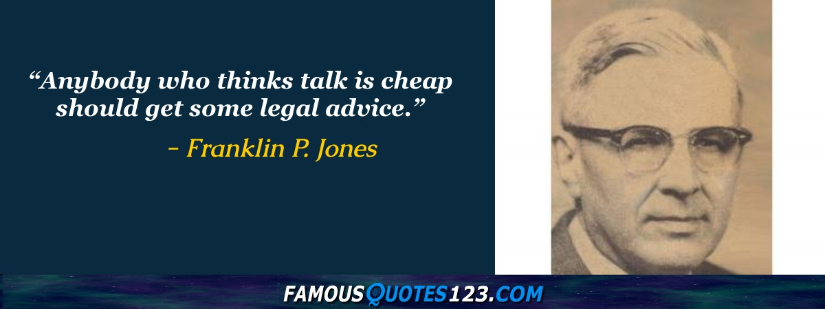 Franklin P. Jones
