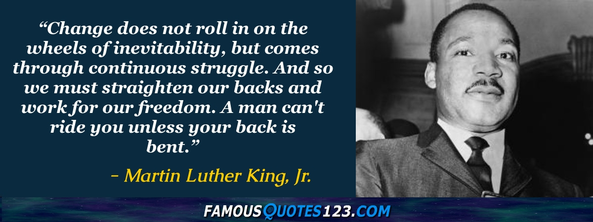 martin luther king quotations pdf