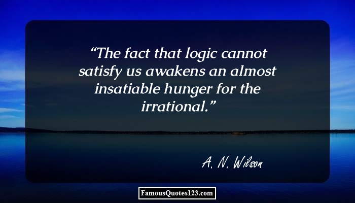 Logic Quotes Adorable Logic Quotes  Famous Common Sense Quotations & Sayings