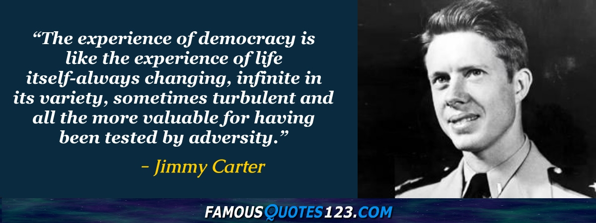 Jimmy Carter Quotes - Famous Quotations - 215.8KB