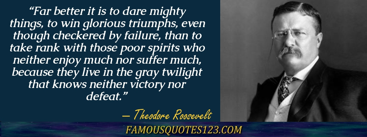 Quotes On Fdrs Death: Famous Quotations By Theodore