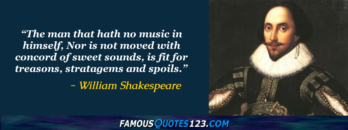 Famous Quotations By William