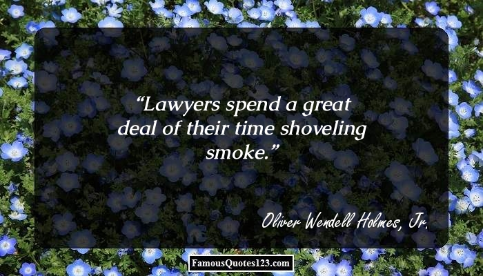Lawyers Quotes & Sayings Which Describe The Responsibilities That