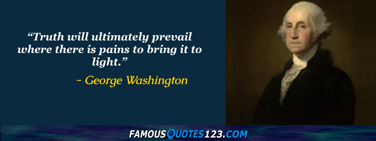 Famous Quotations By George