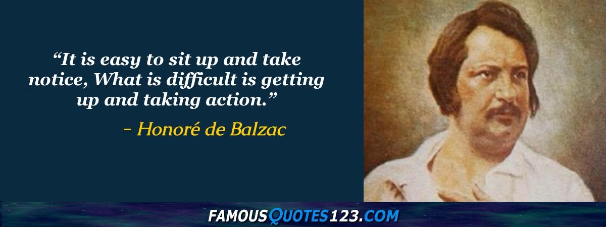 honor� de balzac quotes famous quotations by honor� de balzac