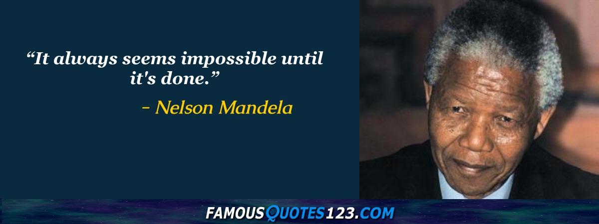 Image of: South Africa Quotes By Nelson Mandela Itsbloggerintimecom Nelson Mandela Quotes Famous Quotations By Nelson Mandela