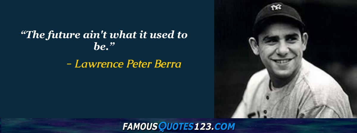 Lawrence Peter Berra