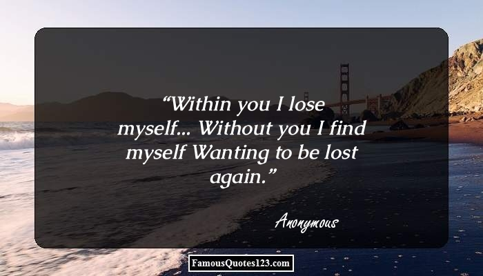 JILLIAN: Shakespeare quotes about missing someone